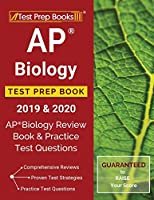 AP Biology Test Prep Book 2019 & 2020: AP Biology Review Book & Practice Test Questions
