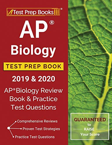 AP Biology Test Prep Book 2019 & 2020: AP Biology Review Book & Practice...