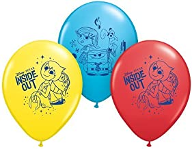inside out birthday theme