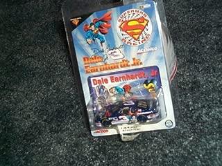 Action Superman racing Dale Earnhardt Jr. #3 AC Delco Nascar 1/64 scale stock car warner bros