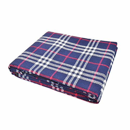 Jumbo Picknick Decke _ New, Polyester, navy, 3.00 M x 2.20 M