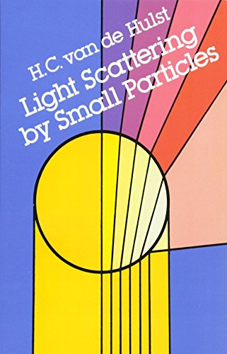 Light Scattering by Small Particles (Dover Books on Physics)