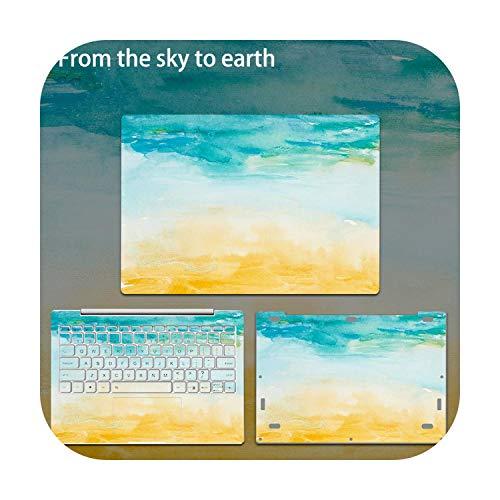 Colorido Estilo Portátil Pegatina para Xiaomi Notebook Mi Air 12.5 13.3 Pro 15.6