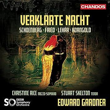 Verklärte Nacht - German Orchestral Songs