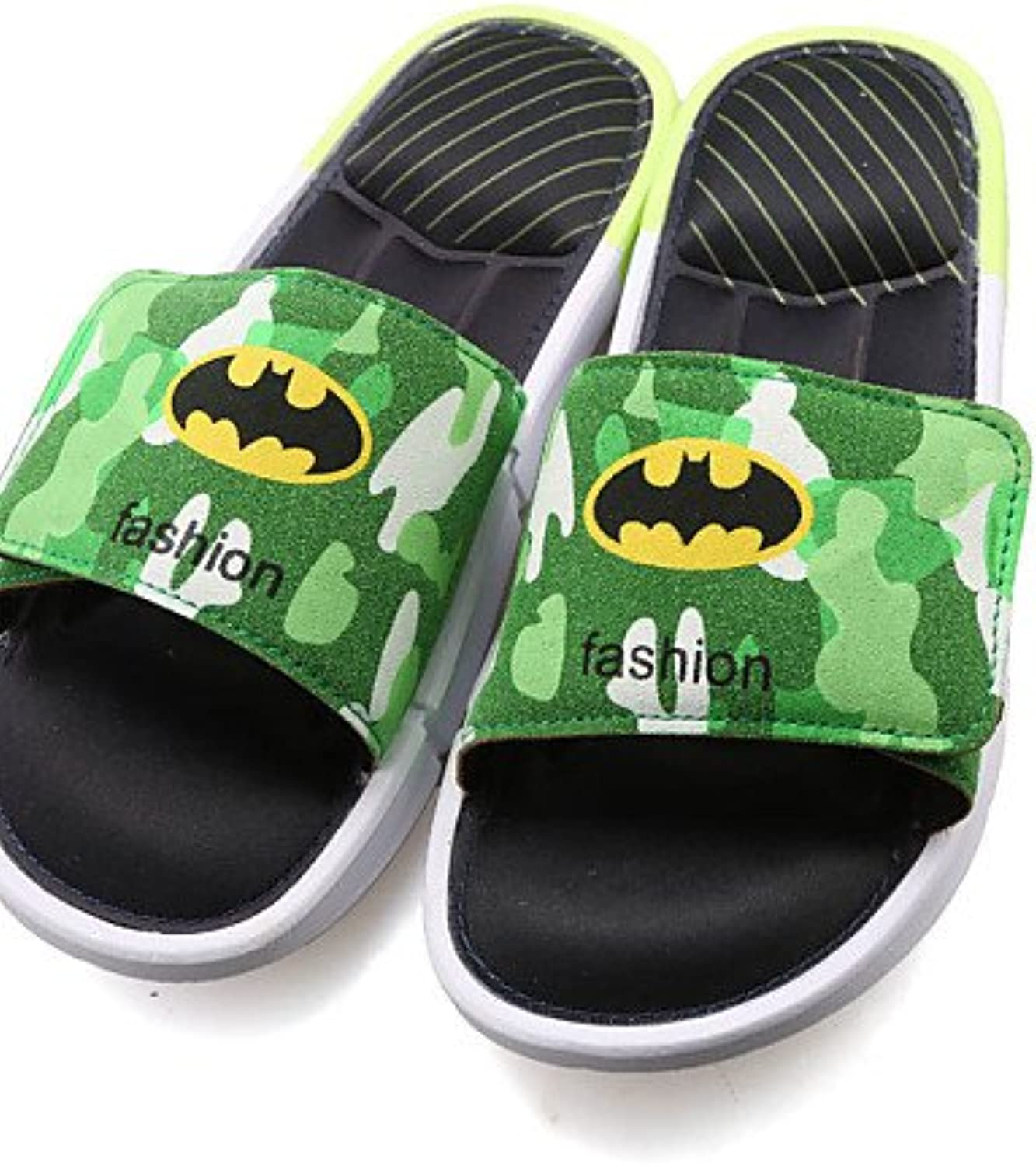 NTX  Men's Slippers Casual Beach Home Fashion Marvel Heroes Slippers Multicolor