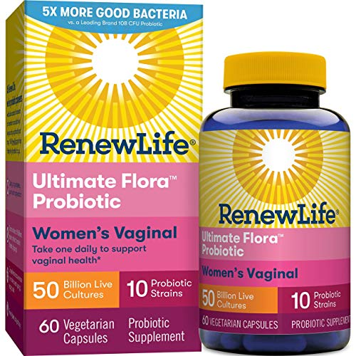 Ultimate Flora Women's Probiotic