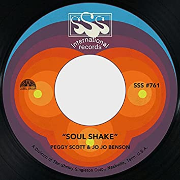Soulshake / We Were Made for Each Other