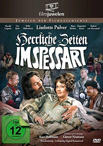 Herrliche Zeiten im Spessart - mit Liselotte Pulver (Filmjuwelen)