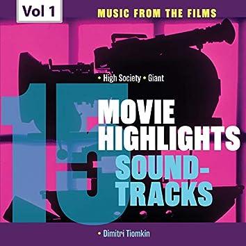 Movie Highlights  Soundtracks, Vol. 1
