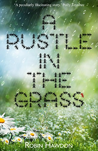 Book: A Rustle in the Grass by Robin Hawdon