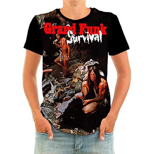 Grand Funk Railroad - Survival - T-Shirt (XXXL)
