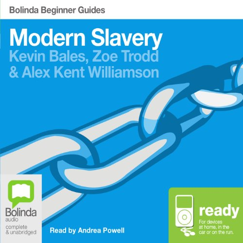 Modern Slavery: Bolinda Beginner Guides audiobook cover art