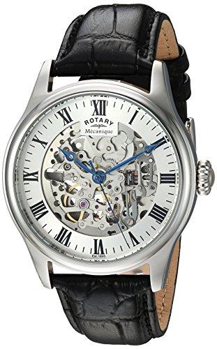 Rotary Reloj analógico para Hombres de Automático GS02940/06