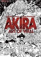 限定AKIRA ART OF WALL A2 ポスター