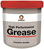 Comma BG2500G Graisse de roulement Haute Performance 500 g
