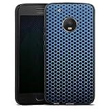 DeinDesign Coque en Silicone Compatible avec Motorola Moto G5 Plus Étui Silicone Coque Souple...