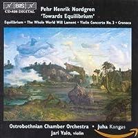ノルトグレン:弦楽のための「均衡」