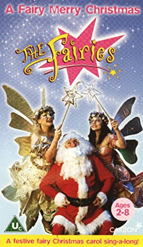Fairies-Fairy Merry Christmas [Reino Unido] [VHS]