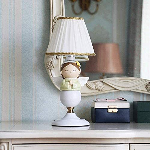adorable angel praying lamp for kids