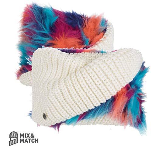 Buff Écharpe tricotée - Dania Cru - Taille adulte