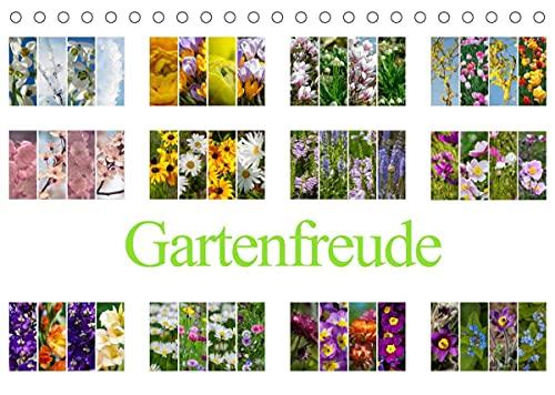 Gartenfreude (Tischkalender 2022 DIN A5...
