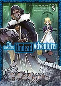 The Unwanted Undead Adventurer Edition simple Tome 5