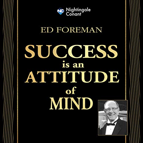 Couverture de Success Is an Attitude of Mind