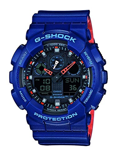 Casio G-Shock  GA-100CF 1
