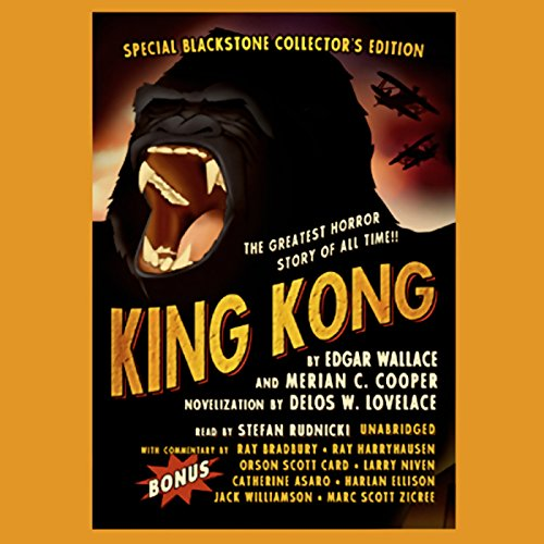 King Kong cover art