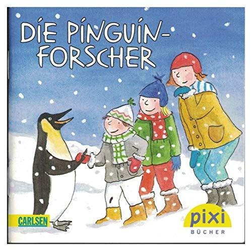 Die Pinguin-Forscher (Pinguinforscher ). Pixi Bücher - Sonderausgabe für den Adventskalender 2011. Mini-Buch.