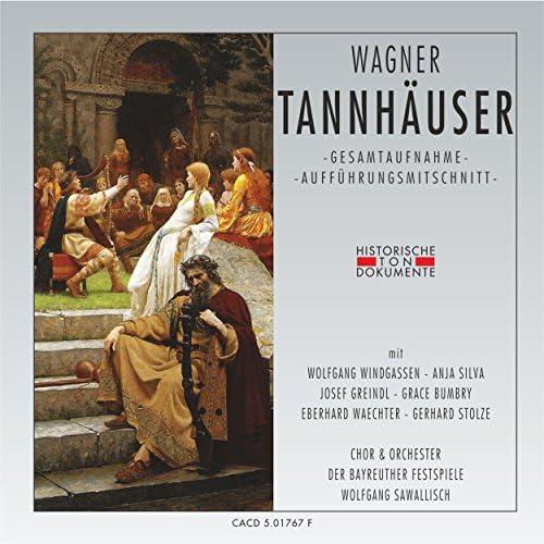 Orchester der Bayreuther Festspiele, Wolfgang Sawallisch & Chor der Bayreuther Festspiele