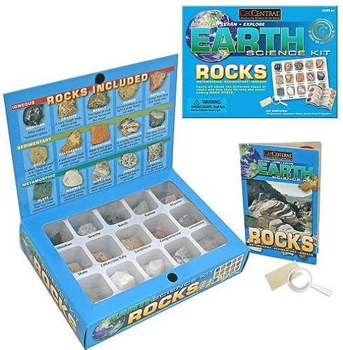 Venta barata Earth Earth Earth Rock Science Kit by GeoCentral  tomamos a los clientes como nuestro dios