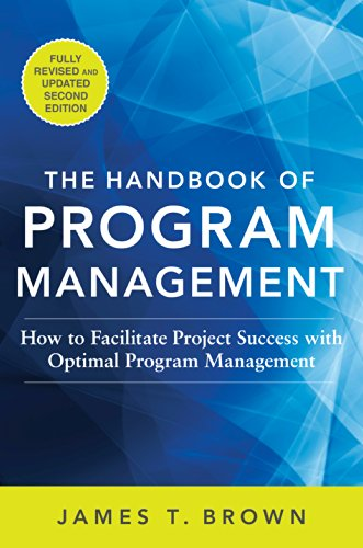 The Handbook of Program Management: How to Facilitate Project Success with Optimal Program Management, Second Edition (English Edition)