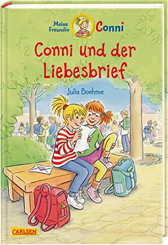 Conni-Erzählbände 2: Conni und der Liebesbrief (farbig illustriert) (2).pdf PDF Books
