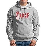 Mens Granada CF Customized Cool 100% Cotton Hoodie