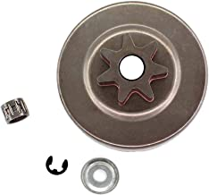 AISEN Clutch Drum Sprocket Bearing for Stihl 029 034 036 039 MS290 MS310 MS360 MS390 034 Super Chainsaw