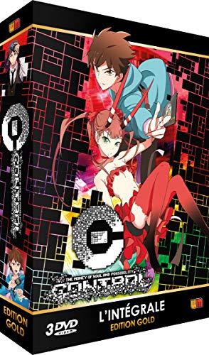 C -THE MONEY OF SOUL AND POSSIBILITY CONTROL- コンプリート DVD-BOX (全11話, 300分) シー 竜の子プロダ...