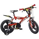 Dino Bikes–163gln–Bicicletta per ragazzo 16di 6a 8anni