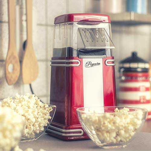 Gadgy – Heißluft – Popcornmaschine - 7