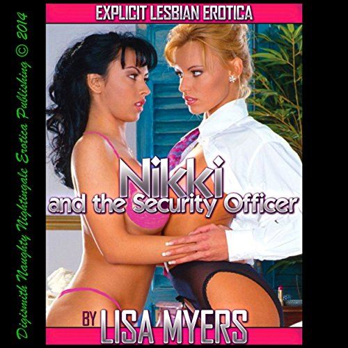 Nikki and the Security Officer audiobook cover art