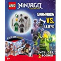 Ninja Mission: Garmadon vs. Lloyd Book