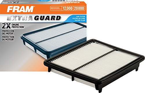 FRAM Extra Guard Air Filter, CA10468 for Select Acura and Honda Vehicles