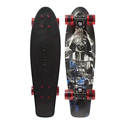 Penny Cruiser 27 Darth Vader Skateboard, Unisex, Erwachsene, Schwarz (Black), IN
