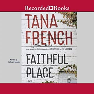 Faithful Place audiobook cover art
