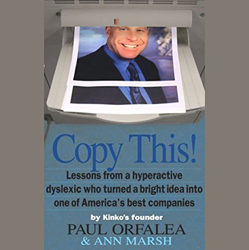 Copy This! audiobook cover art