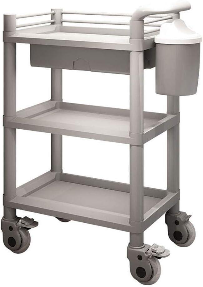 Max 74% OFF YH-KE Storage Cart Hospital Ranking TOP13 Trolley Medical Supplies Medic Rack