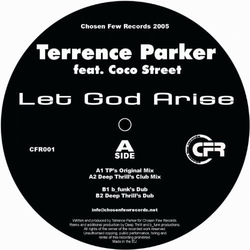 Terrence Parker Feat. Coco Street