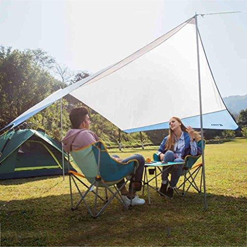 Gcxzb Toldos Tienda de campaña Cubierta Exterior Pergola Pabellón Impermeable for Acampar a la Intemperie Sombra del Dosel Cubierto cochera Sombrillas Marquesinas & Shade
