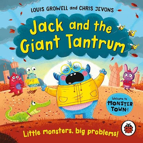 『Jack and the Giant Tantrum』のカバーアート