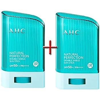 エーエイチシー(AHC) [ 1+1 ] AHC ナチュラルパーフェクションダブルシールドサンスティック 22g, Natural Perfection Double Shield Sun Stick SPF50+ PA++++